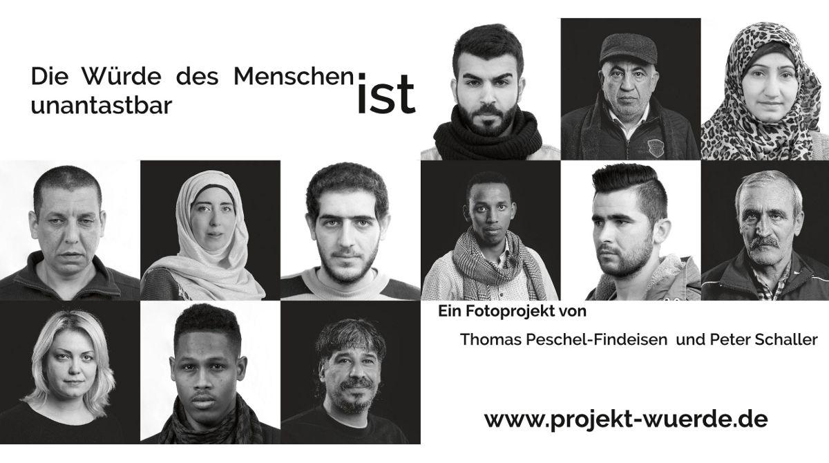 Projekt Die Würde des Menschen ist unantastbar