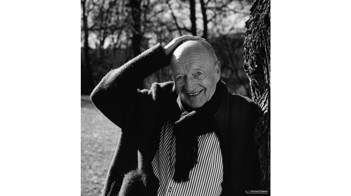 Am Königsplatz: Schauspieler und Autor Wulf Schmid Noerr