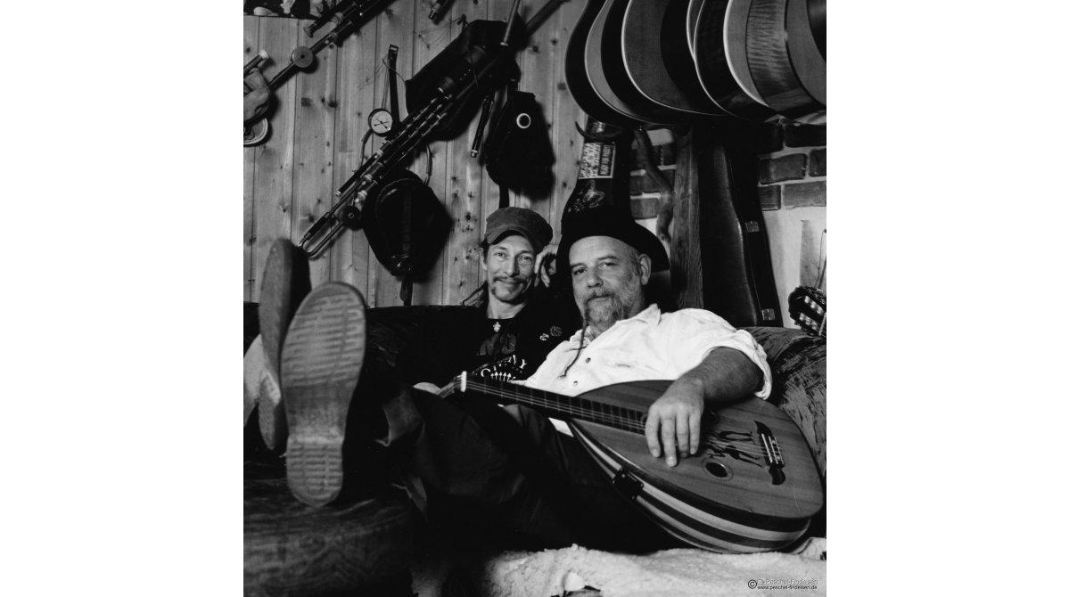 In der Werkstatt: Lametto & Che