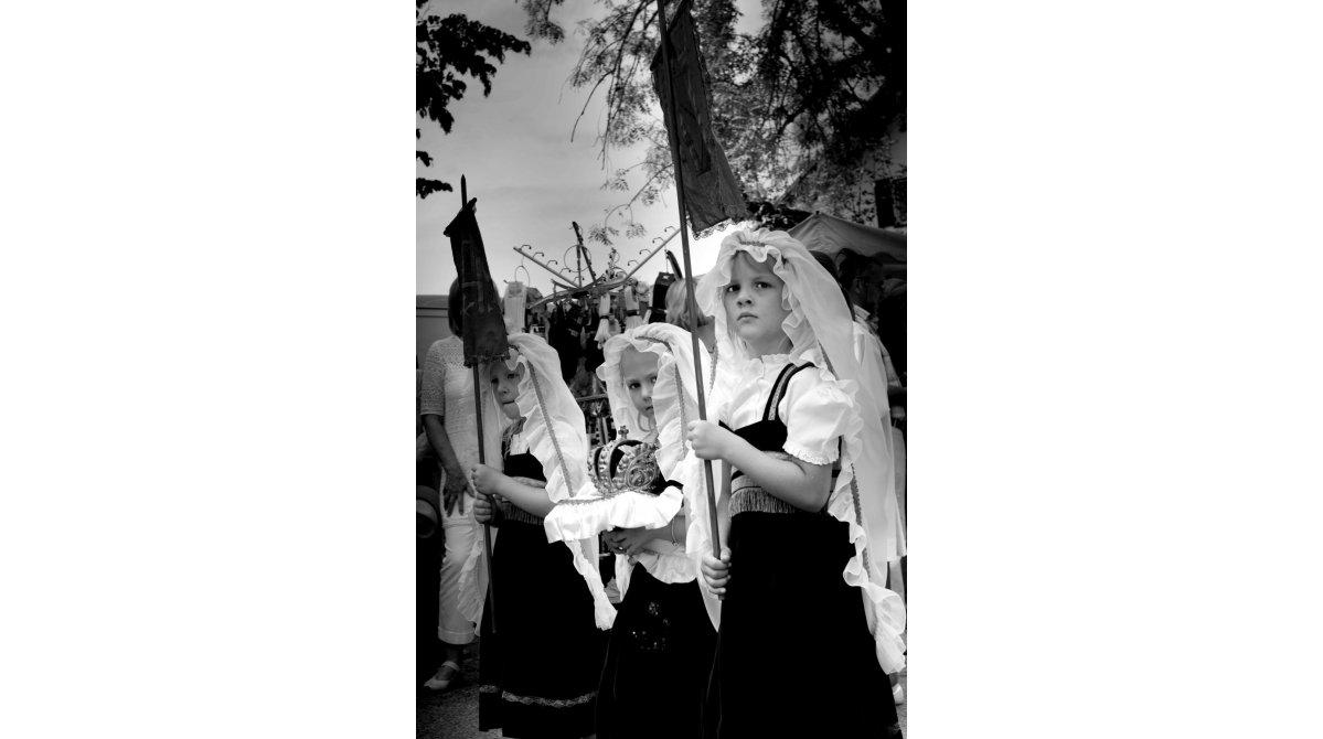 Stumme Prozession